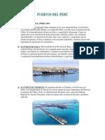 Puertos Del Perú
