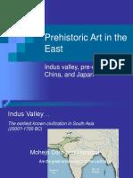 Prehistoric Art in the East