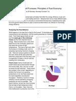 Aluminum Melt Furnaces Principles of Fuel Economy
