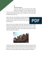 Akulturasi Hindu Buddha Islam Bidang Seni Bangunan