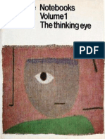 Paul Klee Notebooks v1 - The Thinking Eye (Art Ebook).pdf