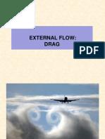 Fluid Mechanics (ECH3113)-Chapter 4 EXTERNAL FLOW