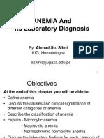 Anemia Its Laboratory Diagnosis