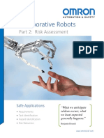 Collaborative Robot Risk Assessment