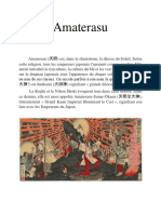 Amaterasu i Franceza Yey