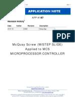 App107 - Mcquay