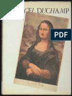Marcel Duchamp 1973
