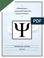 [PDF] [Psikologi Dasar] [07] [Sensasi & Persepsi]