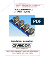 Civacon Manifold Intallation and Parts Breakdowns 27 Pages.pdf