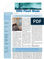 ONU Flash Mada