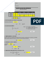 dosificacion h40