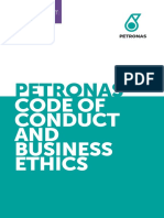 PETRONAS Code of Conduct
