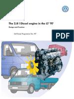 197 Diesel 2 8 Engine LT97