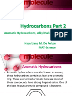 Chemistry Report Hydrocarbons Part 2