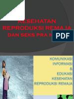 2. Kesehatan reproduksi remaja dan seks pra nikah.ppt