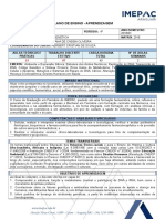Modelo Plano Ensino-Aprendiz Genética - Curso de Farmácia(1)