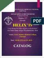 Helix'19 Catalog