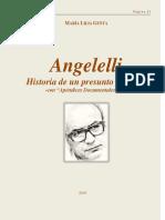 Angelelli Historia de Un Presunto Martirio María Lilia Genta