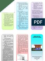 Leaflet Jamban Sehat FIX