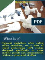 Concept Modellers