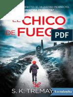 El chico de fuego - S K Tremayne.pdf