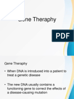 Gene Theraphy