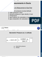 Measurements in ducts-2.ppt
