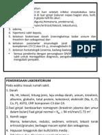 Diagnosis GNAPS
