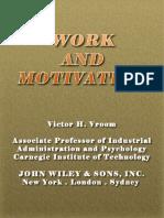 WORK_AND_MOTIVATION - Victor Vroom.pdf