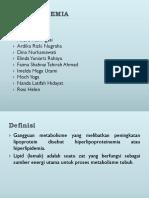 Farmakoterapi 1 Hiperlipidemia