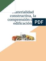 Materialidad constructiva