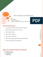 Mod6_Tool Life & Tool Material