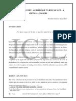 Research Paper Harshita Nayan