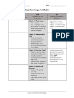 single-point-rubric-template-1