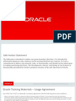Oracle CEGBU Project Management 1.0