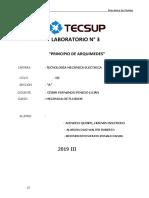 LAB. N° 03 MECANICA DE FLUIDOS GRUPAL