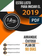 Entrenamiento Plan de 90 días 2019