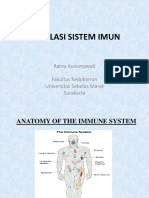[Kuliah] Komponen Dan Regulasi Sistem Imun