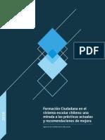 Informe Agencia Calidad Educación 2016