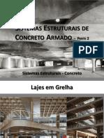 Capítulo 2 - Sistemas Estruturais de Concreto Armado
