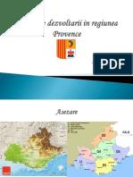 Aspectele Dezvoltarii in Regiunea Provence