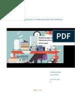 Manual Posto de Trabalho - Organização e Gestão_UFCD 0626