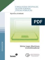 De tecnologias digitales, educacion formal y politicas publicas.pdf