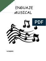 Tapa Lenguaje Musical
