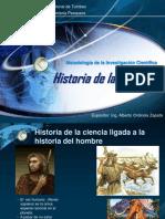 Clase 02. Historia de La Ciencia (1ra Parte)
