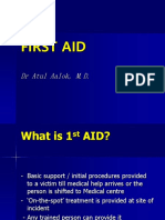 First Aid13!8!13