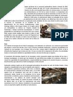 Exportaciones de Guatemala