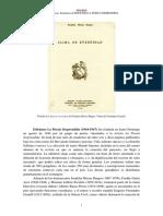 Ediciones La Poesia Sorprendida 1944 1947 Semblanza