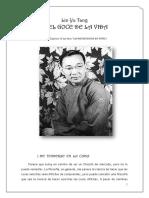 Lin Yu Tang_El Goce de la Vida.docx