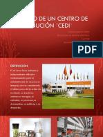 Diseño de un centro de distribución ¨cedi